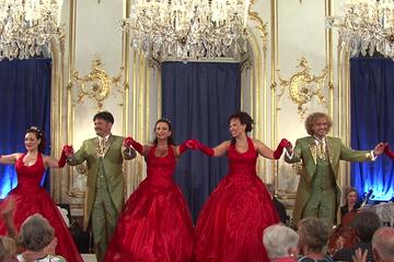 Концерт оперетты в графском замке