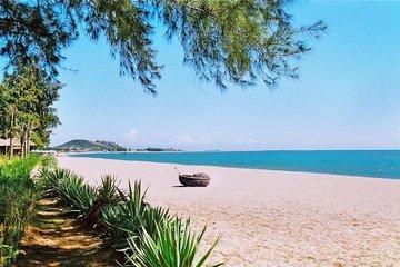 Поездка на пляж Нинь Чу