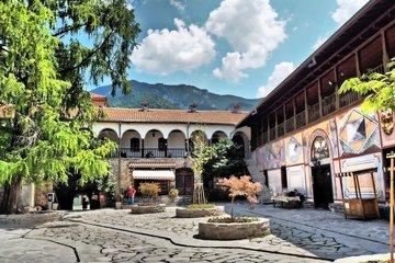 Пловдив - Бачковский монастырь