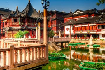 Обзорная экскурсия по Шанхаю для круизных туристов