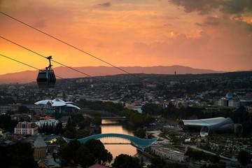 Две столицы: Тбилиси и Мцхета