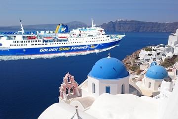 Санторини (1 день) на круизном лайнере Golden Star