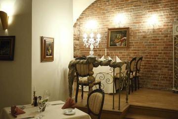 Ужин в ресторане Старого города