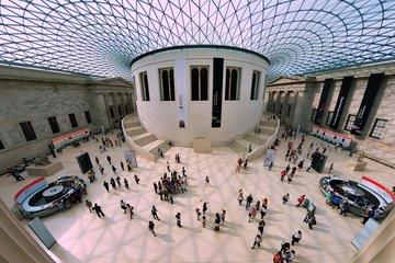 Пешеходная экскурсия в Британский музей