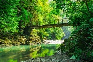 По реке Сочи