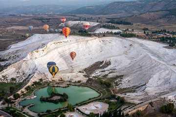 Полет на воздушном шаре в Мармарисе