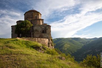 Храмы Грузии и Зедазенский Крест