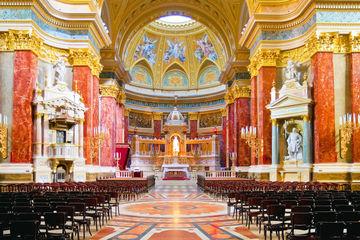 Концерт органной музыки в Базилике