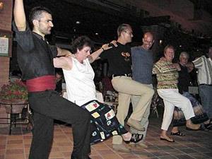 Кипрский вечер в деревне + Сафари на осликах