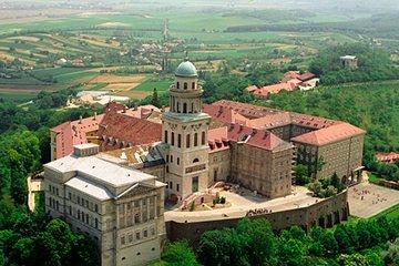 Монастырь Паннонхалма и Папа
