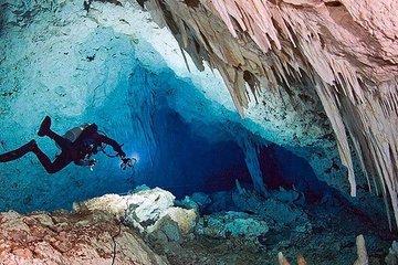 Пещерный дайвинг в Доминикане