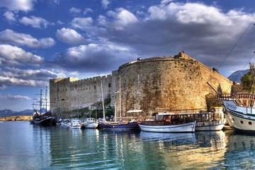 Экскурсия на северный Кипр