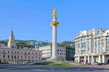 Навстречу к Тбилиси