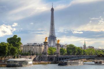 Обзорная по Парижу