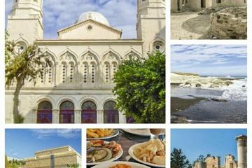 Лимасол. Центральный регион Кипра. Обзорный тур.
