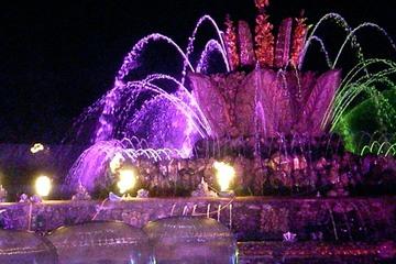Круиз на закате и шоу танцующих фонтанов