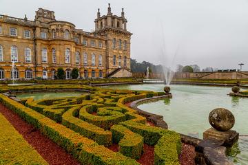 Автомобильная экскурсия в Оксфорд и Дворец Бленхейм