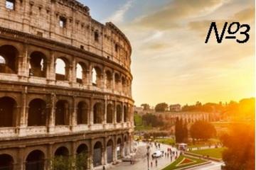 Пакет экскурсий из Римини №3