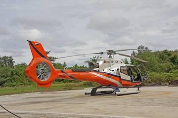 Полет на вертолете на Пхукете