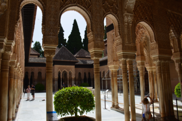 Восточная сказка Гранады