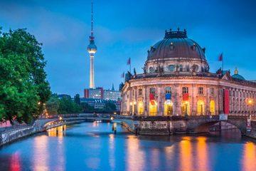Из Праги в Берлин