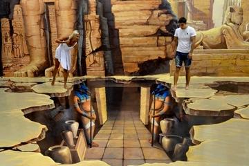 3D–арт галерея в Паттайе
