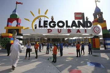 Тематический парк и аквапарк Legoland