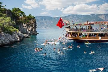 Остров Клеопатры + Эгейские острова
