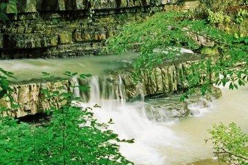 Мацестинская долина - водопады реки Змейка