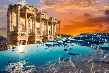 Эфес - Памуккале (2 дня)