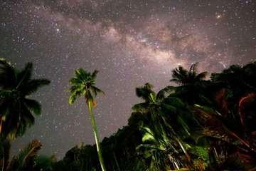 Ночь в Национальном Морском Парке Ангтонг