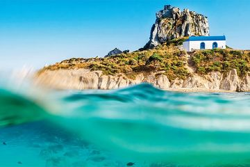 Паром на остров Кос