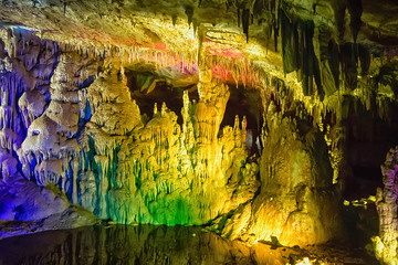 Кутаиси - Пещеры Прометея - Заповедник Сатаплия