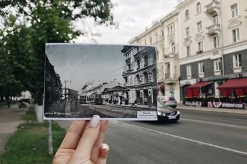 Фото-квест «Псков на старых открытках»