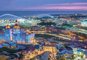 Индивидуальная экскурсия по Сочи и Абхазии