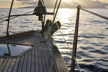 Яхты в Адлере — морская прогулка в группе