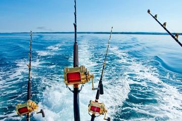 Морская рыбалка на Родосе
