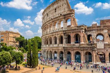 Экскурсия по античному Риму
