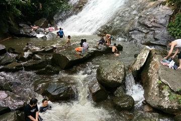 Целебные источники Куала-Лумпура