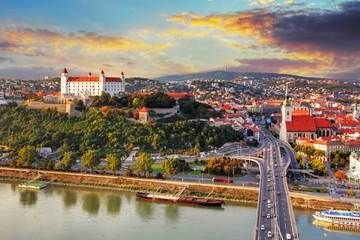 Братислава и торговый комплекс Designer outlet Parndorf