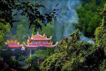 Буддийские храмы Нячанга