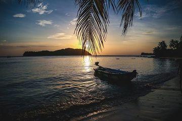 Морская прогулка на катамаране по южным островам