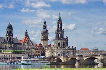 В Дрезден на один день