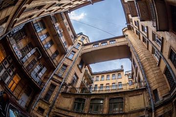 Доходные дома и парадные Чернышевской