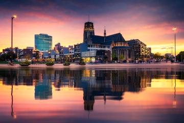 Роттердам - город современной архитектуры