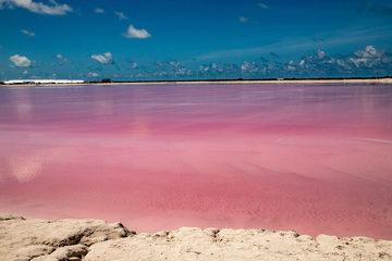 Озера мечты. Экскурсия на розовые и подземные озера.