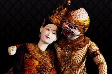 Тайский кукольный театр Джо Луиса