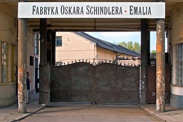 Музей «Фабрика Шиндлера» и район Подгуже