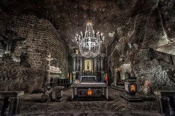 Королевский Краков + обед + Соляная шахта «Величка»