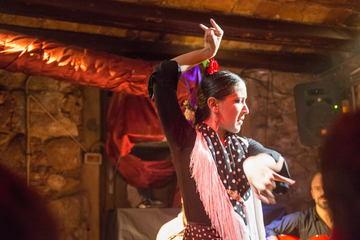 Настоящий фламенко в злачном Равале